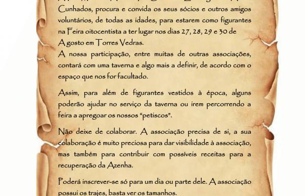 Feira Oitocentista 2015
