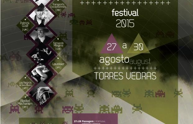 Novas Invasões – Festival 2015