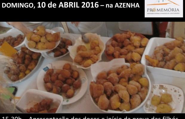 XVIII Concurso de Filhós e XVIII Mostra de Doçaria – 2016