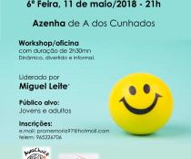 Workshop: Compreender e Construir a Felicidade